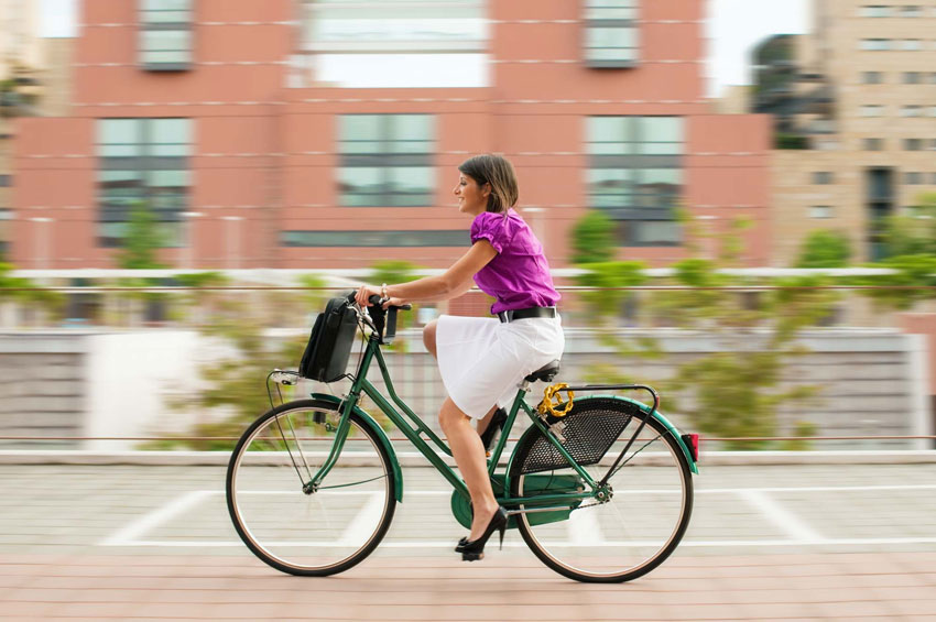 Bike to Work and Lose Weight in a Week